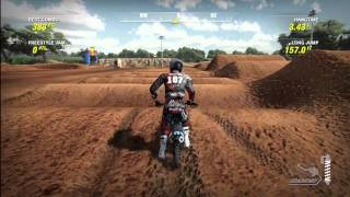 MX vs. ATV Alive: Hidden Pit bike in Free Ride