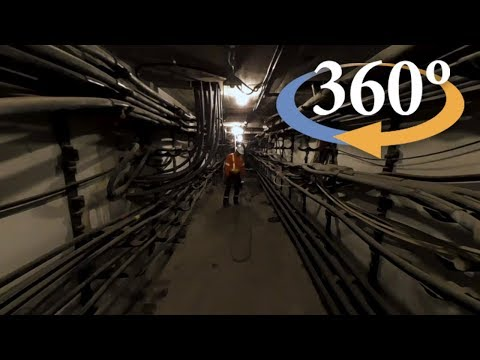 Immerse yourself at Toronto Hydro (360 Video)