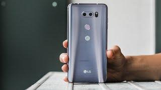 الهاتف الفخم LG V35 ThinQ | مواصفات راقية جدا وأداء رهيب وبسعر صادم جدا
