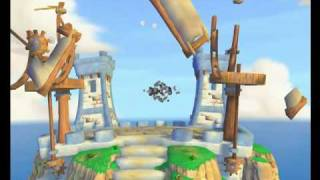 Worms 4 Mayhem Mision 7 [El Mago del Viento]