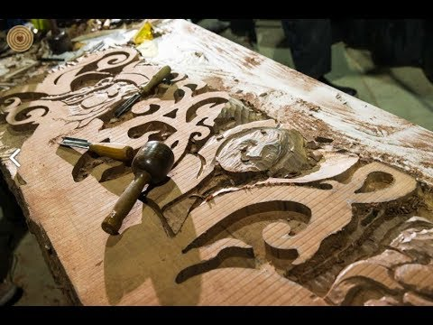 2017 WWD International Woodcarving Show - Roots