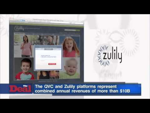 E-Commerce Company Zulily Is Sold to Liberty Interactive for $18.75 a Share