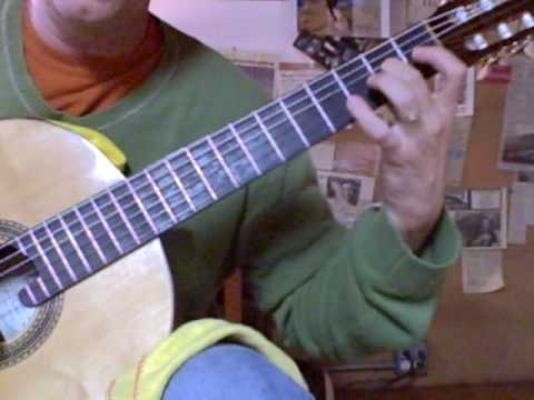 Learn Recuerdos De La Alhambra Chords And Basses Called Out Loud