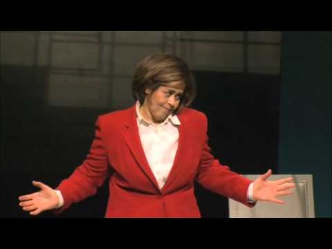 Anna Deavere Smith on PBS NewsHour