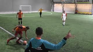 Полный матч YBC 4 2 Новая Жизнь Турнир по мини футболу в Киеве
