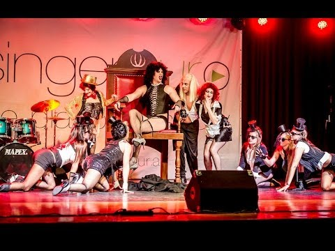 The rocky horror picture show sweet transvestite video