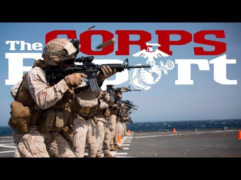 Honor the Fallen, Infantry Transitions to M4, Uniform Changeover (The Corps Report Ep. 66)