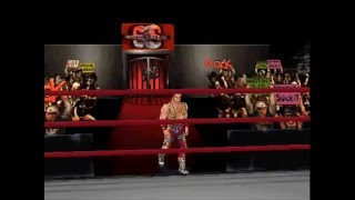 WWF Wrestlemania 2000 (N64) - Shawn Michaels Entrance