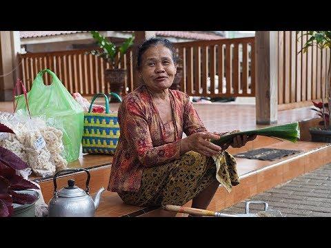[Kuliner Banyuwangi] Pasar Jajanan Khas Osing di Kemiren, Banyuwangi