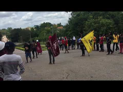 The anthem of super Katanga and Conti