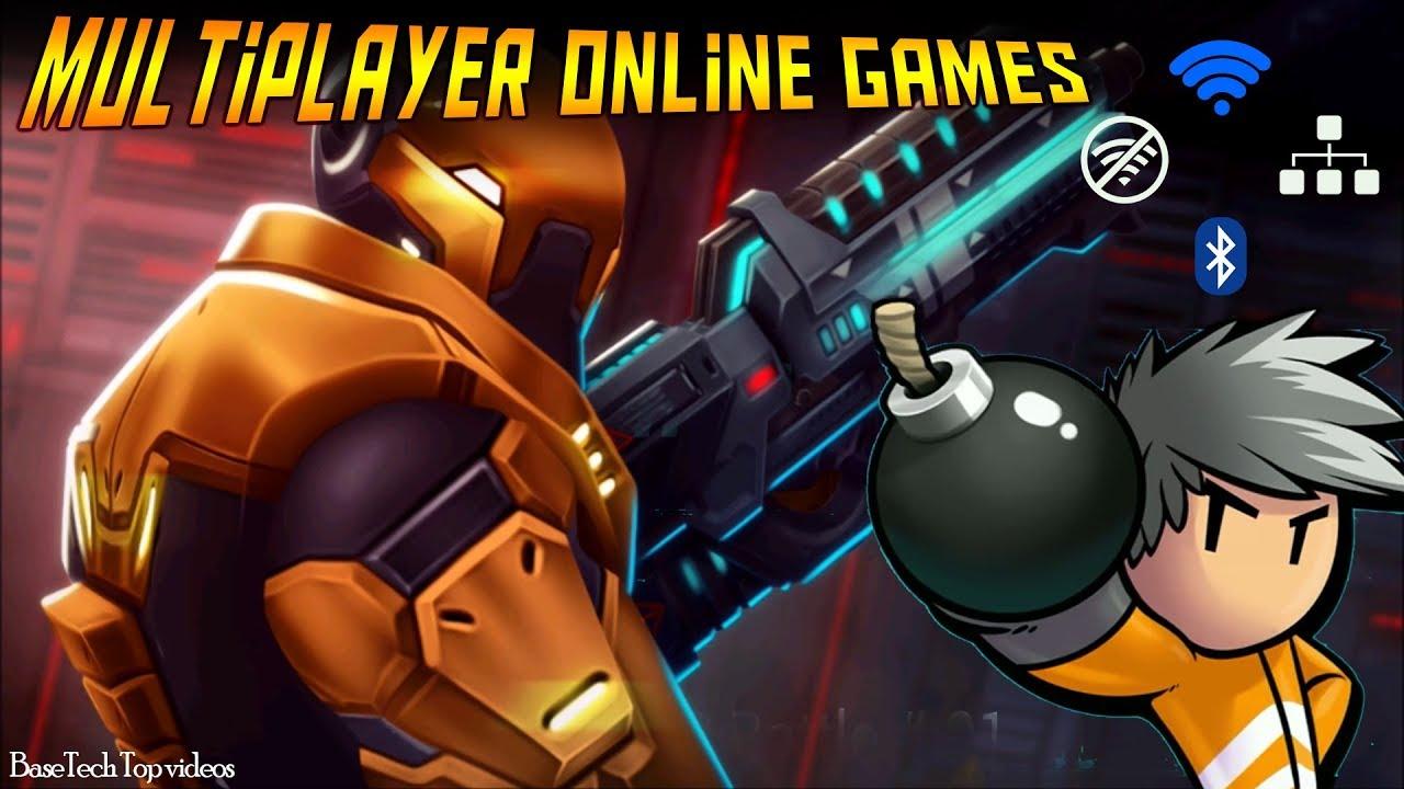 Top 10 Online Offline Lan Multiplayer Android Graphic Games Co Op