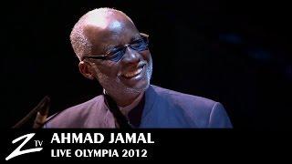 Ahmad Jamal - Poinciana - Olympia Paris - LIVE