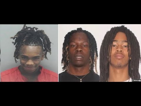 YNW Melly Arrested and Charged in Double Murder for Killing his OWN FRIENDS!