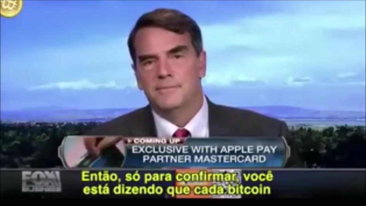 Tim Draper - Previsão Bitcoin em 2018