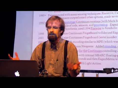 ContinuuCon :: Continuum History with Lippold Haken