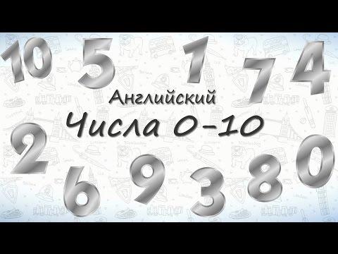 Как писать числа на английском языке