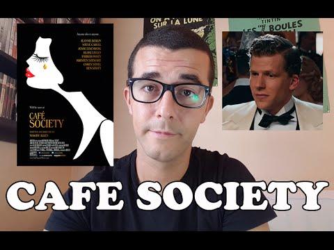 Cafe Society - Crítica / Review