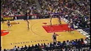 1997 NBA Finals Game 1, Jordan 31 pts and buzzer beater