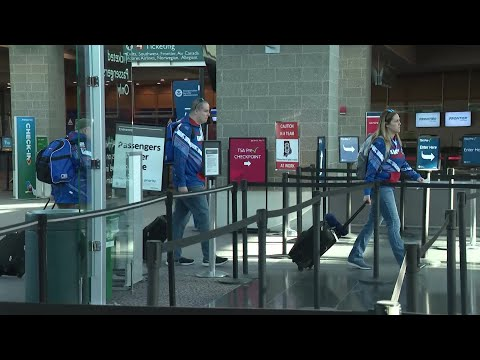 VIDEO NOW: Special Olympics Athletes Head To World Games