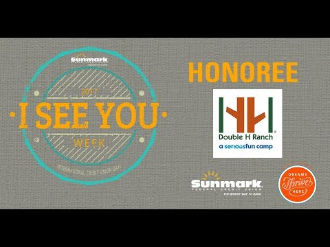 Sunmark 'I See You' Honoree: Double H Ranch