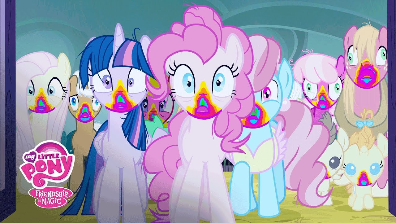 - My Little Pony: Friendship Is Magic Season 6 - 'Zombie Ponies