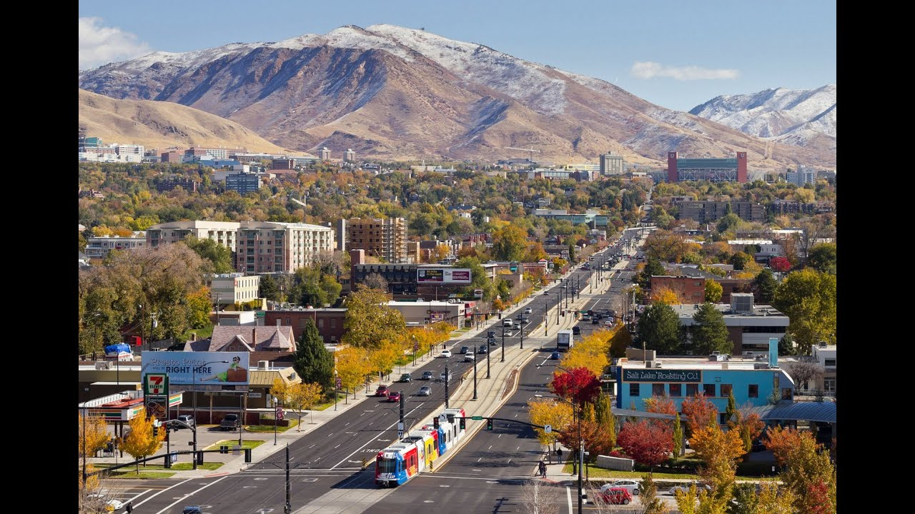 Mormon Population Salt Lake City