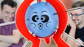 Boom Boom Balloon Roulette Challenge | WheresMyChallenge