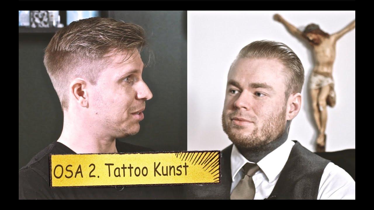 KAHURIVÄGEV. Osa 2. Tattoo kunst