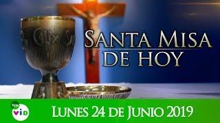 Santa misa de hoy ⛪ Lunes 24 de Junio de 2019 - Tele VID