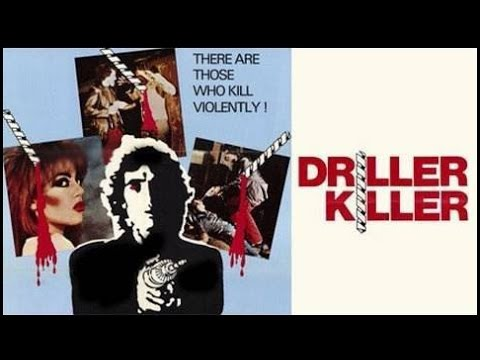 The Driller Killer 1979 HD and free of ads