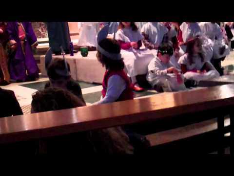 """""""How Far is it to Bethlehem?"""" - Ascension Cathedral Sunday School Christmas Pageant"""