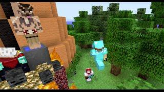 "Minecraft XBOX - Evil Empire {61} ""The Battle!!!"""