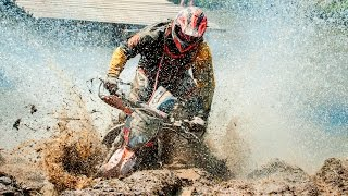Hard Enduro Carnage in Super Slow Motion - Red Bull Romaniacs 2015
