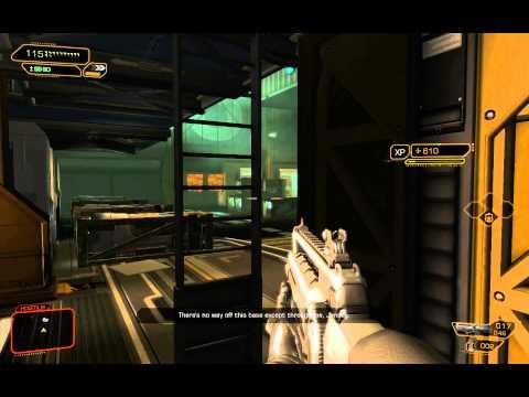 Deus Ex Human Revolution - The Missing Link: Gameplay Walkthrough Part 3 (X360/PS3/PC) [HD]