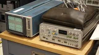 HP 1607 Logic Analyzer thumbnail