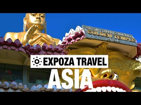 Asia's Spiritual Temples Vacation Travel Video Guide