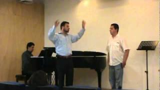 Clases Magistrales de canto UNAM II