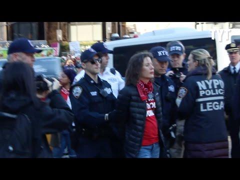BREAKING: Women's March Leaders Arrested In NYC
