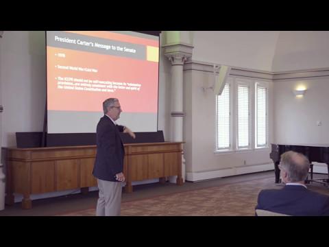 CEL Fusion Discussion: Presenting Arguments at the U. S. Supreme Court –St. Edward's University