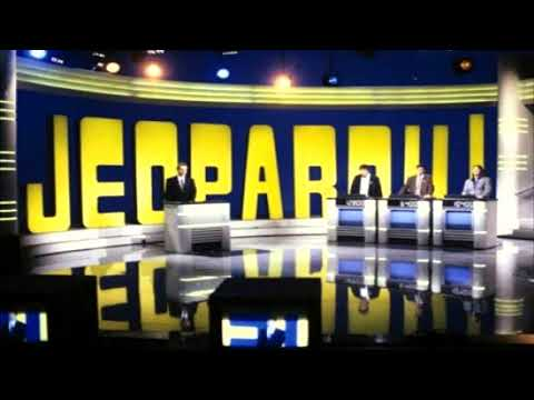 Jeopardy! Think Music (French Version) (1987- 1992) (CLEAN!)