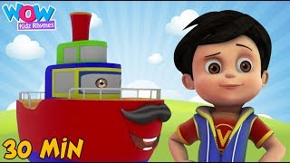 Finger Family Ship   +More Nursery Rhymes & Kids Songs   Toddlers Videos