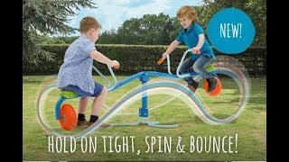 We're very excited to announce the launch of our brand-new bouncing...