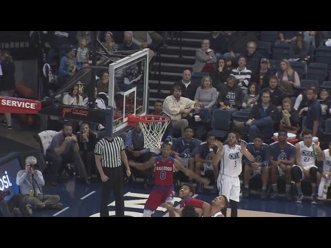 Old Dominion never leads in 75-63 home loss to Louisiana Tech