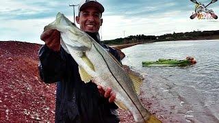 Pescaria Aquafort Camocim - CE / Chuva de Flechas Parte I