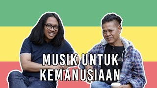 Shindu's Scoop Tony Q Rastafara | Perjalanan Awal Reggae Indonesia Dan Musik Untuk Kemanusiaan