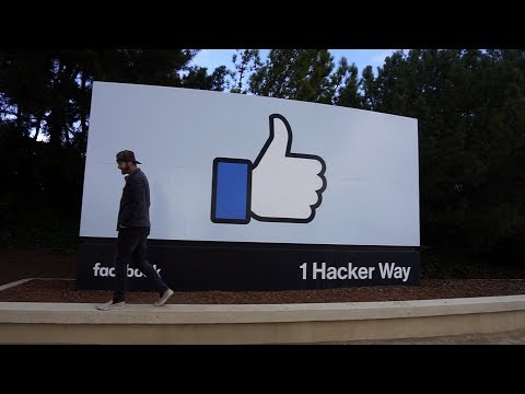 Inside Facebook HQ & A Some San Francisco Photography