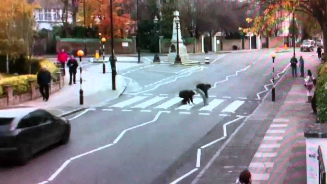 abbey road beatles tribute from abbey road web cam youtube