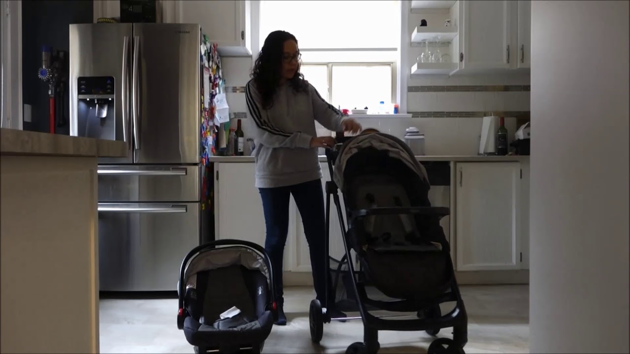 Graco Infant Car Seat Stroller Instructions Graco Views Travel System Stroller And Car Seat Blogger Review