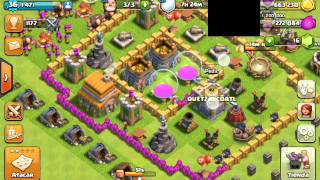 La dulce venganza fail [ clash of clans ]