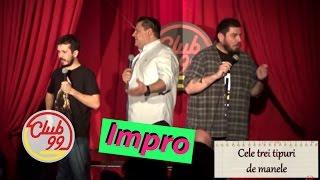 Setlist cu Costel, Bobonete si Micutzu' | Club 99 | Stand-up improvizat